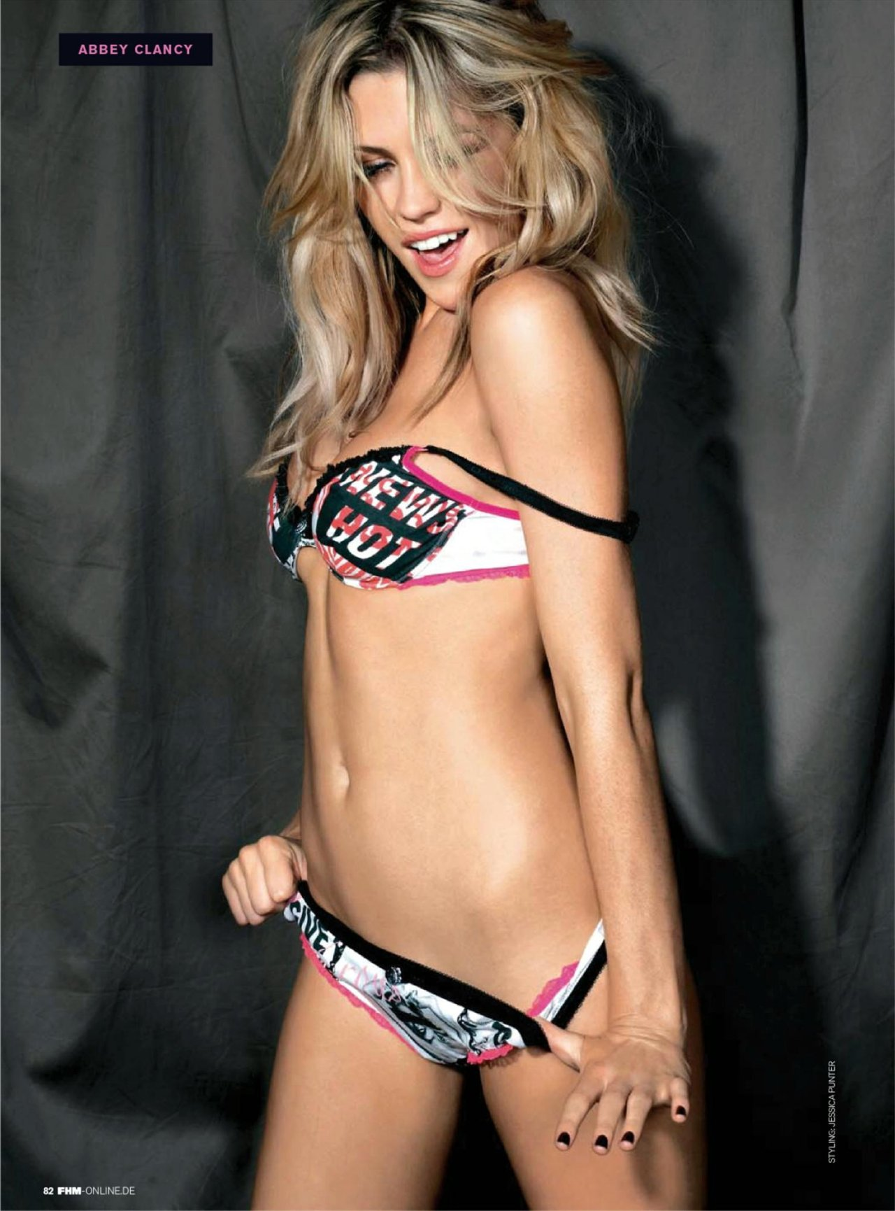 Abigail Clancy - Picture Colection