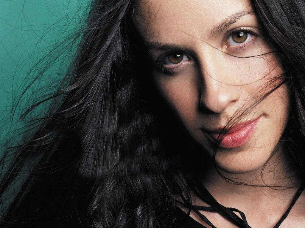 Alanis Morissette - Wallpaper Colection