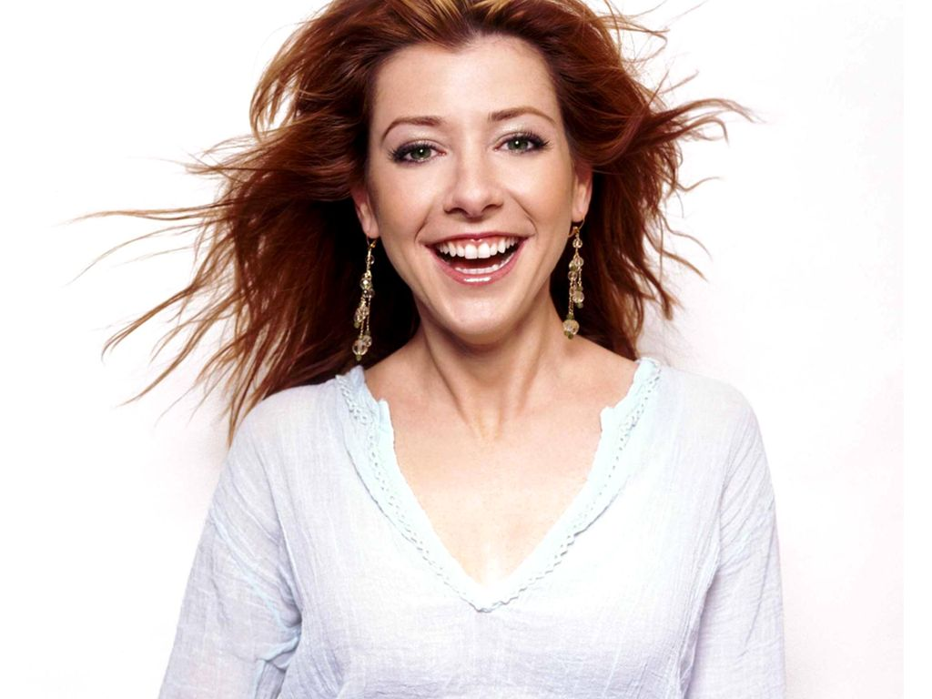 Alyson Hannigan wallpapers  29666 Alyson Hannigan