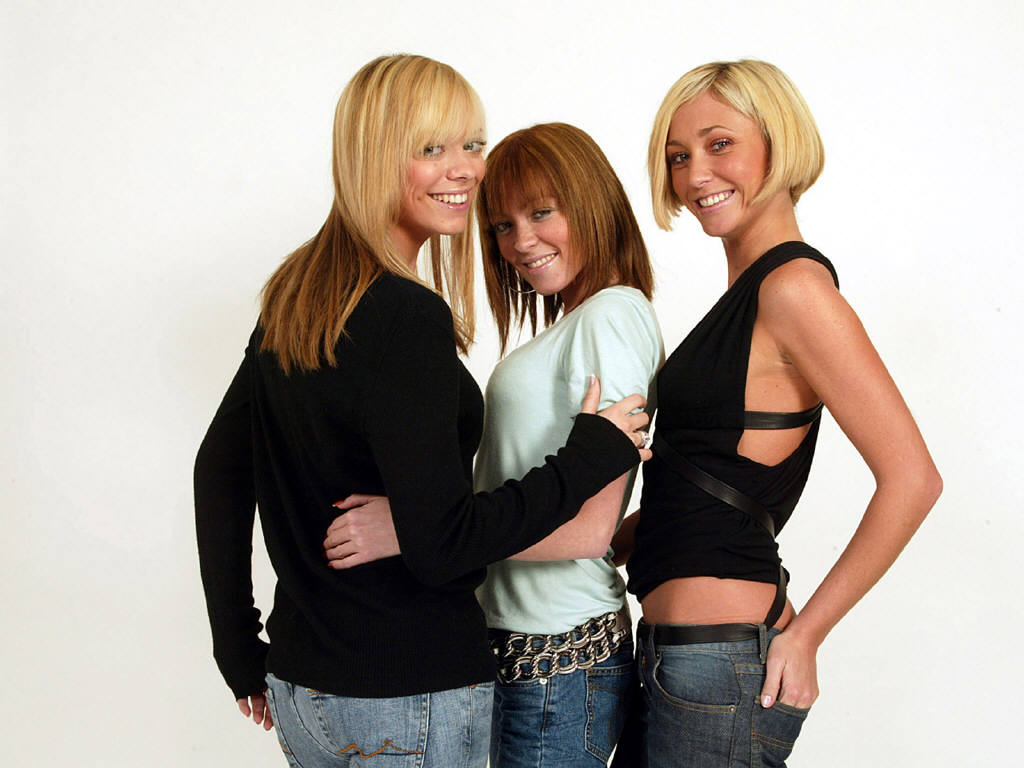 Atomic Kitten - Picture Gallery